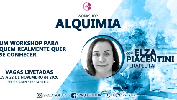 Workshop Alquimia